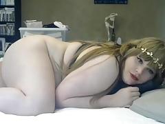 Cute obese tranny 2