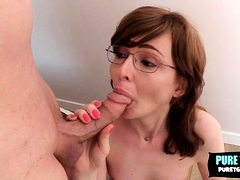 Euro  Ariana First Bareback Sex Hardcore Video