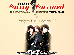 Cassy Cassard - Triple fun - Part 01