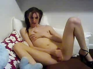 kitty kaiti69 knee-jerk fap