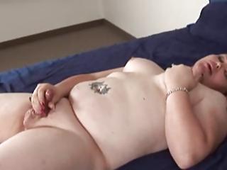Chubby Tranny