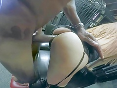 ANAL DESTRUCTION 1 - LAYLA IN A DUNGEON